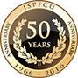 ISPFCU 50th Seal