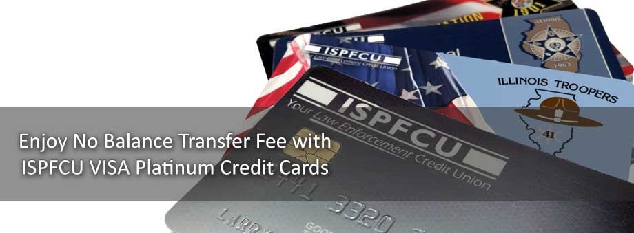 ISPFCU VISA No Balance Transfer Fee